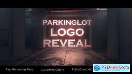 Parking-lot Logo Reveal 26875861