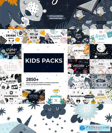 2850+ Kid Pack Graphics And Pattern 26181863