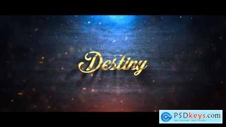 Gold Logo Reveal V1 21875332
