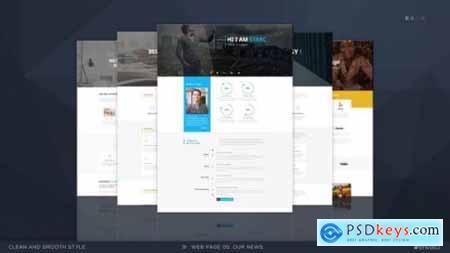 Website Presentation V3 3D 22036942