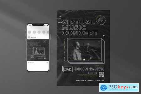 Virtual Music Concert Pack