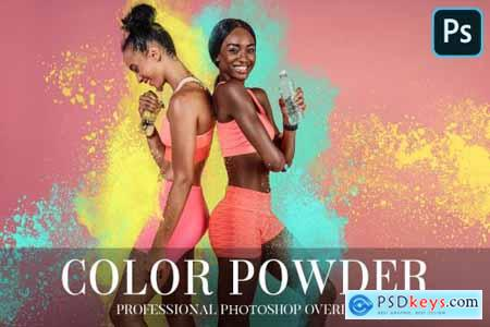 Color Powder Overlays Photoshop 4935360