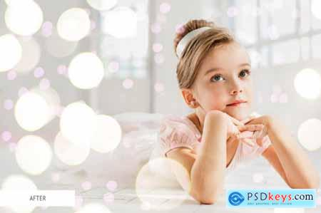 Bokeh Overlays Photoshop 4934605
