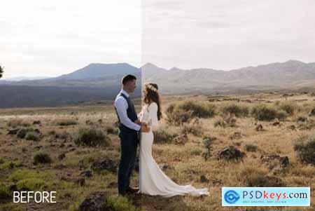 Desert Wedding Lightroom Presets 4894513