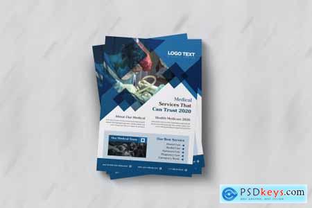 Professional, Medical Flyer Design 4956109