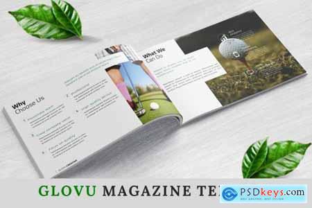 Glovu Creative Brochure 4930473