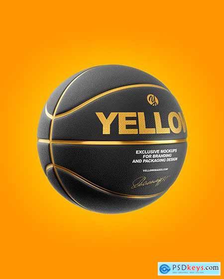 Basketball Ball Mockup 60952