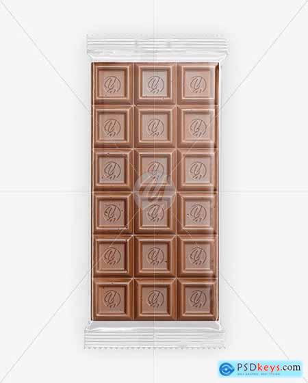 Chocolate Bar Mockup 61201