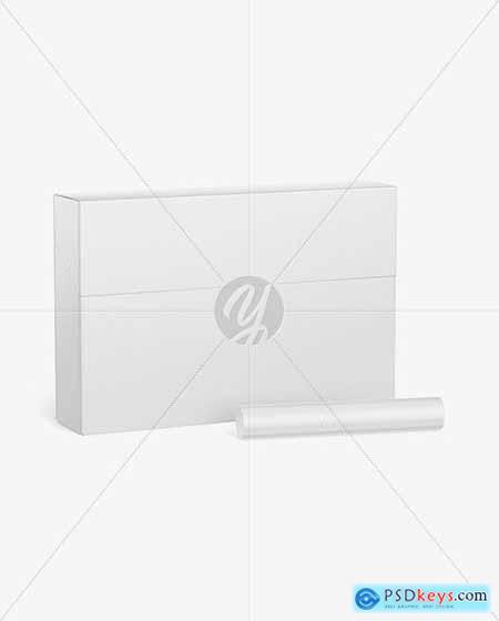 Heat Sticks Package Mockup 61059