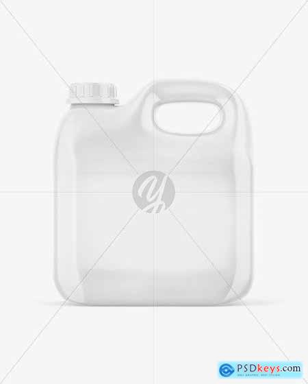 Glossy Jerry Can Mockup 61205
