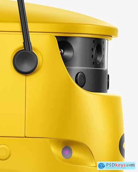 Delivery Robot Mockup 61202