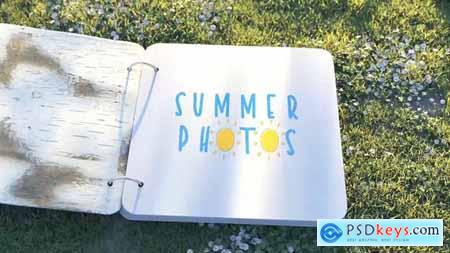 Summer Photo Album 24115694
