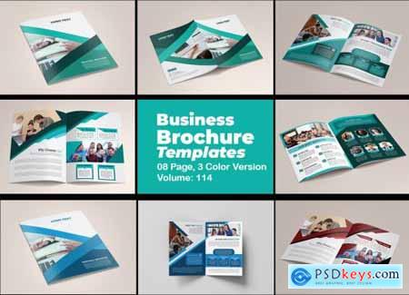 Business Proposal Brochure Templates 4621724