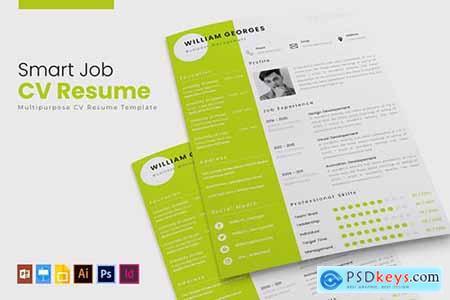 Smart Job - CV & Resume