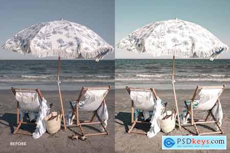 Lightroom Preset-Summer on Beach 4976180