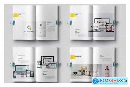 PSD Portfolio Template 5017663
