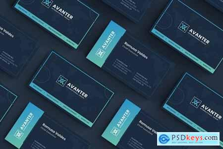 Business Cards PHBSN2C