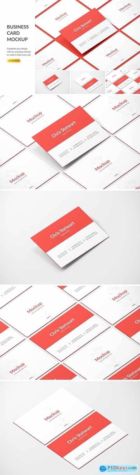 Business Card Mockup WMEYME5