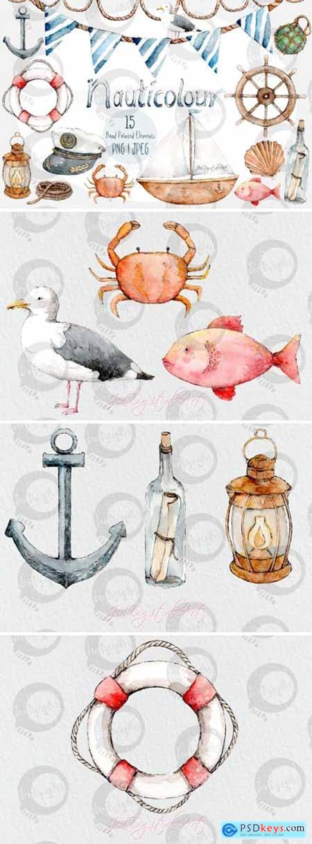 Nauticolour - Watercolour Nautical Art 4264064