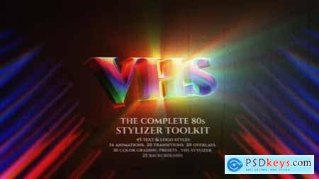The Complete 80s Stylizer Toolkit 26783660