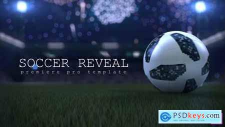 Soccer Ball Reveal Premiere Pro 22010489