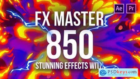 FX Master Cartoon Action Elements V1 ( Last Update 27 April 2020) 26021811