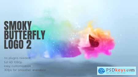 Smoky Butterflies Logo 26386252