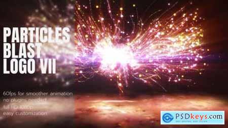 Particles Blast Logo 2 26882523