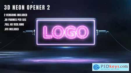 3D Neon Opener 2 26056305
