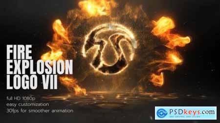 Fire Explosion Logo 2 26661054