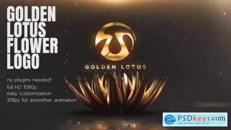 Golden Lotus Flower Opener 26351523