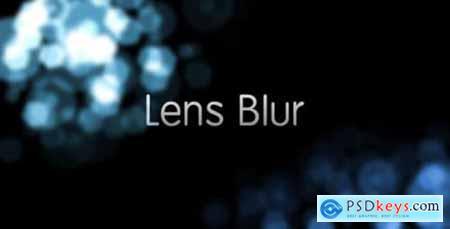 Lens Blur Intro 1946685