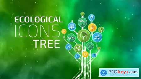 Ecological Icons Tree 14843743