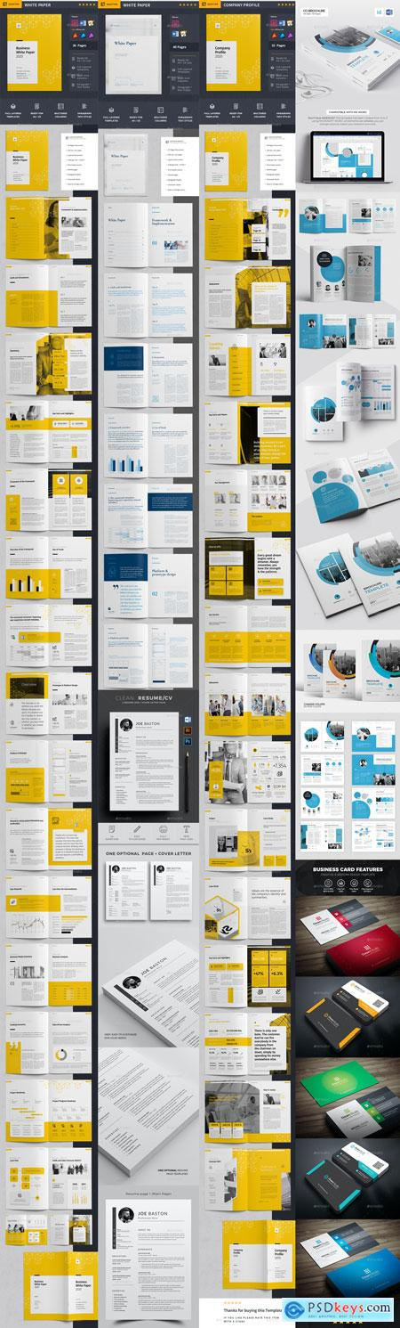 Stationery & Design Templates 8-JUN-2020 PREVIEW