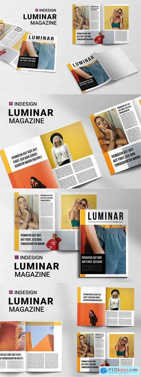 Luminar - Magazine