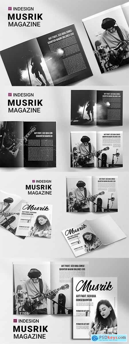 Musrik - Magazine