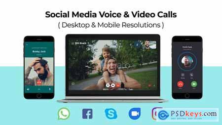 Social Media Voice & Video Calls V1.1 24783655