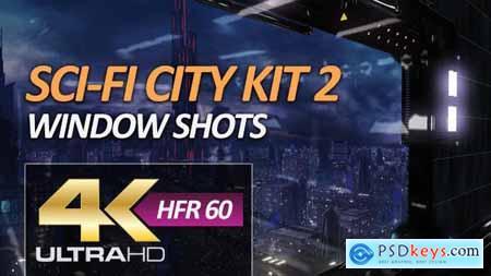 Sci-Fi City Pack 2 - Window Shots 16154780