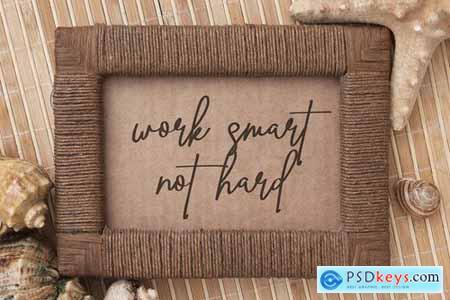 Ving Smith - Handwritten Font 5040096