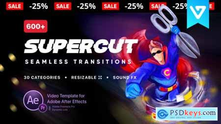 Transitions SuperCut V1.1 24022583