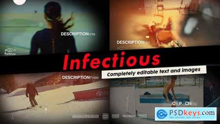 Infectious - Sports Video Opener 2527783