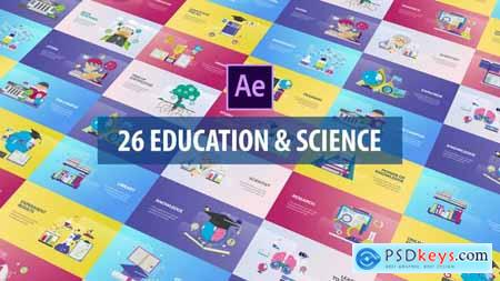 Education and Science Animation - After Effects 27223385