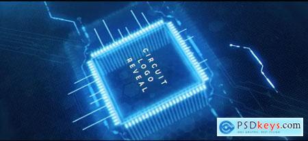 Circuit Logo Reveal 623400