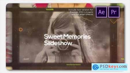 Sweet Memories Cinematic Slideshow 27178765