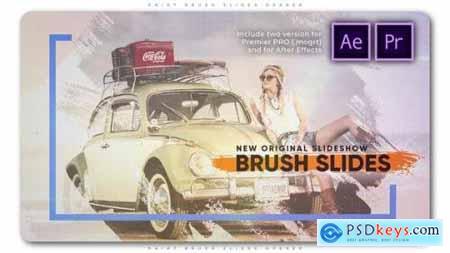 Paint Brush Slides Opener 27179045