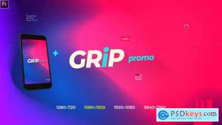 Grip Modern Gradient Opener Promotion Instagram Storie Preimere Pro Essentials - 27232599