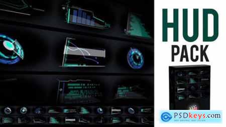 HUD Elements Pack - 27269113