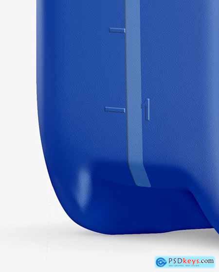 5L Plastic Jerry Can Mockup 62088