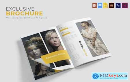 Exclusive - Brochure Template