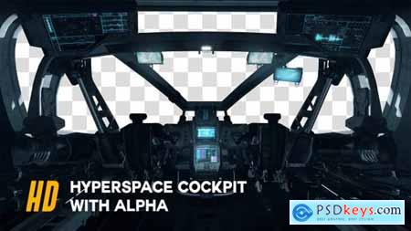 Hyperspace Cockpit with Alpha (HD) 26983026